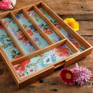 Melody 5-Section Expandable Cutlery Tray